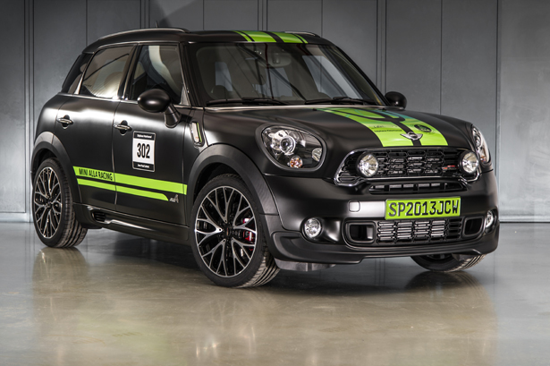 john cooper works countryman