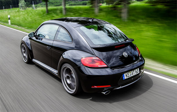 Volkswagen New Beetle ABT
