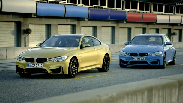 BMW_M4_Coupe_BMW_M3_Berline_2