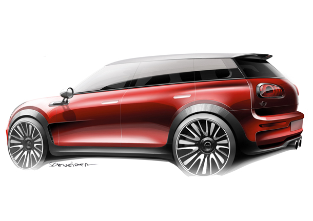 clubman concept