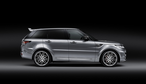 range rover sport by startech boost aux hormones. Black Bedroom Furniture Sets. Home Design Ideas