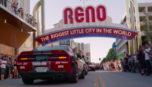 Gumball Rally Road Movie