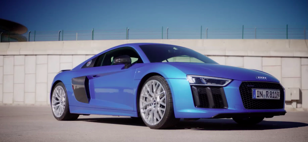 Audi R8 V10 Plus by Evo