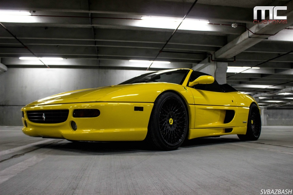 Ferrari F355 Spyder by MC Customs