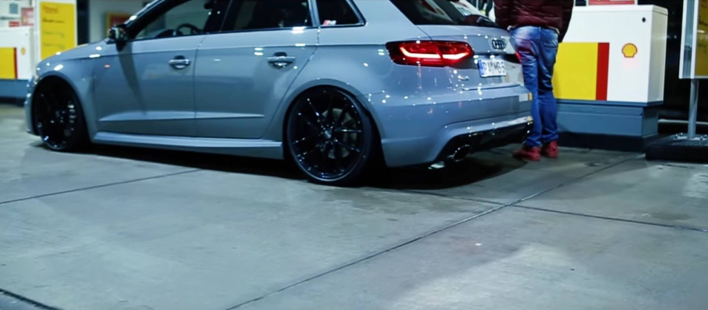 Audi RS3 by handsome