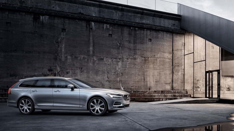 break Volvo V90