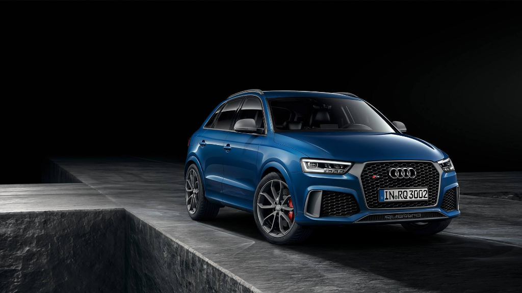 Nouvelle Audi RS Q3 performance