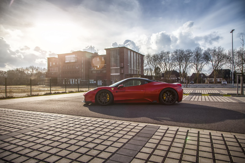 Ferrari F458 Italia by Prior Design