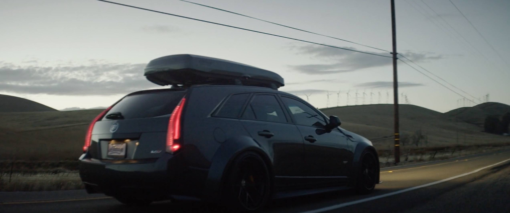 Cadillac CTS V Wagon by eGarage