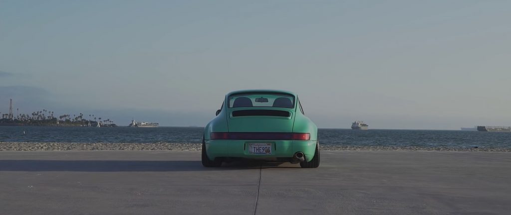 Porsche 964 by Rotiform