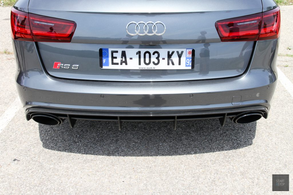 Audi RS 6 Performance Exterieur