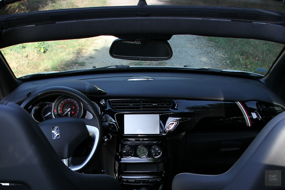 ds3 performance cab interieur