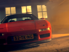 SENNA'S LEGACY - The NSX