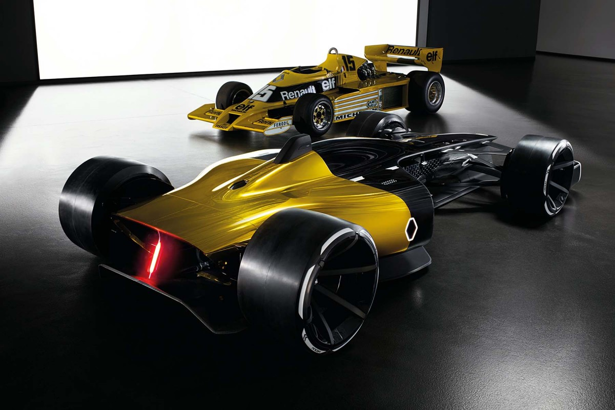 Renault R.S. 2027 Vision 2017