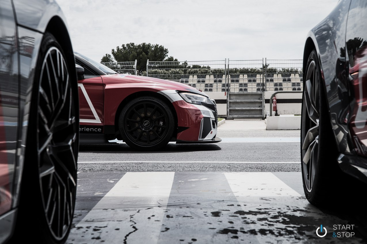 Audi RS3 LMS OUTRO
