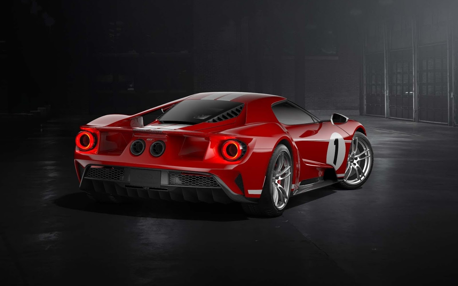 nouvelle ford gt 67 heritage edition sur startandstop. Black Bedroom Furniture Sets. Home Design Ideas