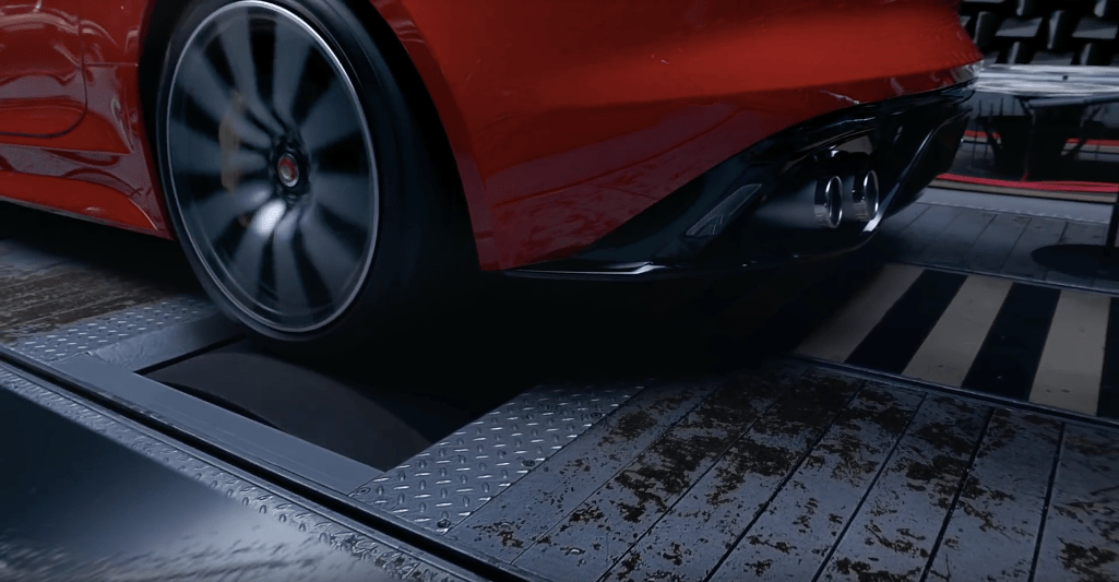 The Art Of Sound by Jaguar F-Type SVR