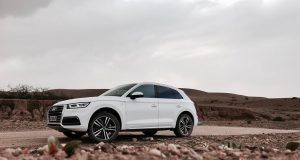 Entendez appel Audi Q5