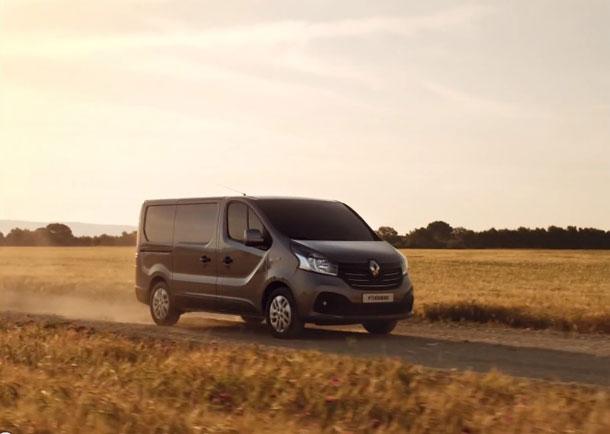 Renault TraficRider