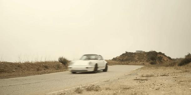 The Growler Porsche 964