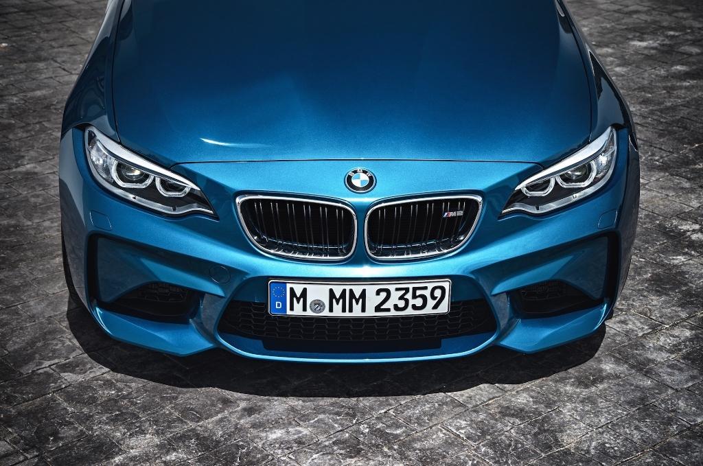Nouvelle BMW M2 Coupé