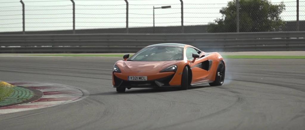 Chris Harris teste pour vous la McLaren 570S