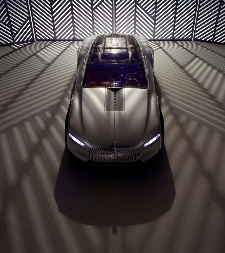 Renault rend hommage à l'architecte Le Corbusier