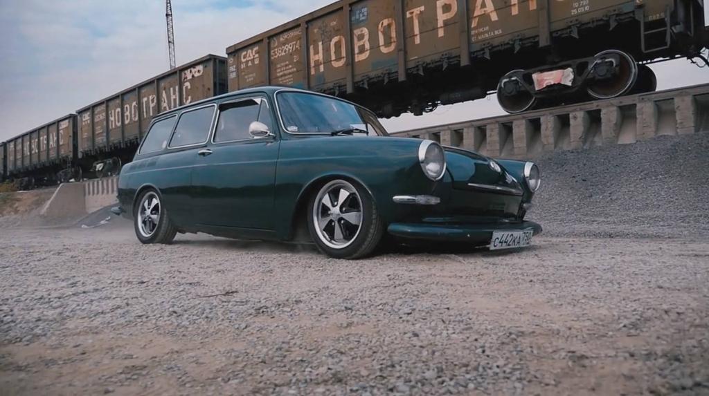 Volkswagen Type 3 Variant de 1969