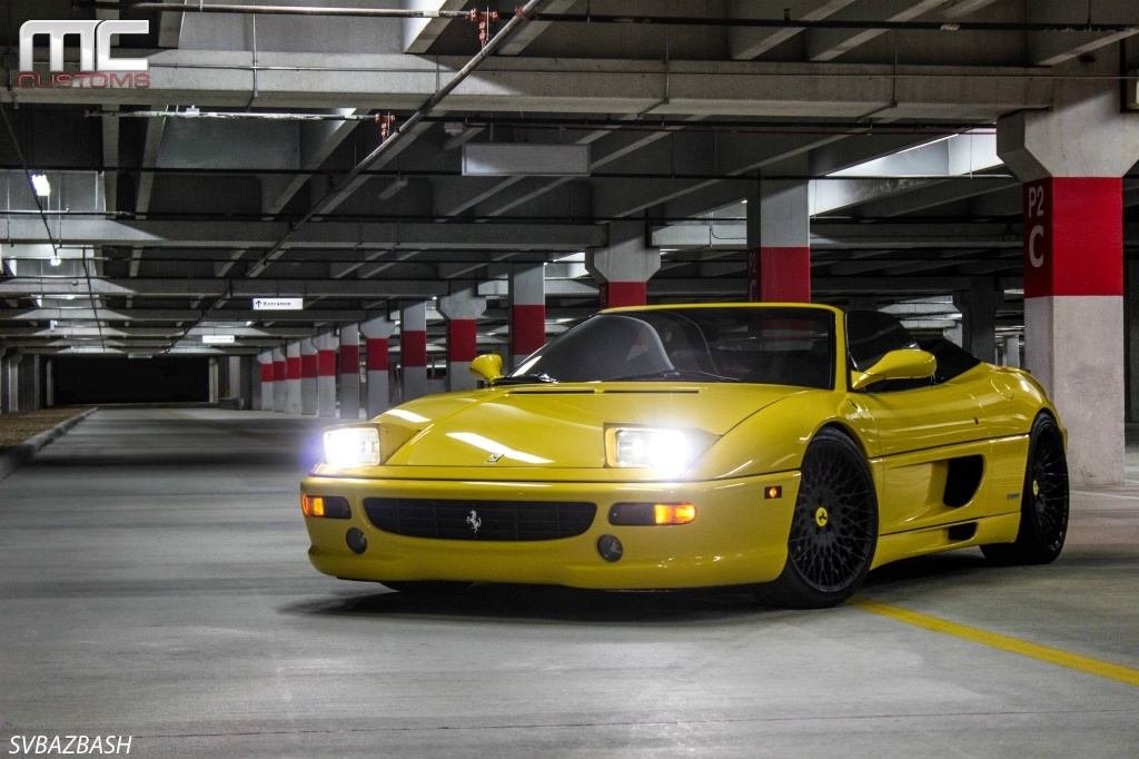 Ferrari F355 Spyder by MC Customs