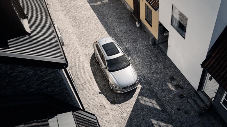 break Volvo V90