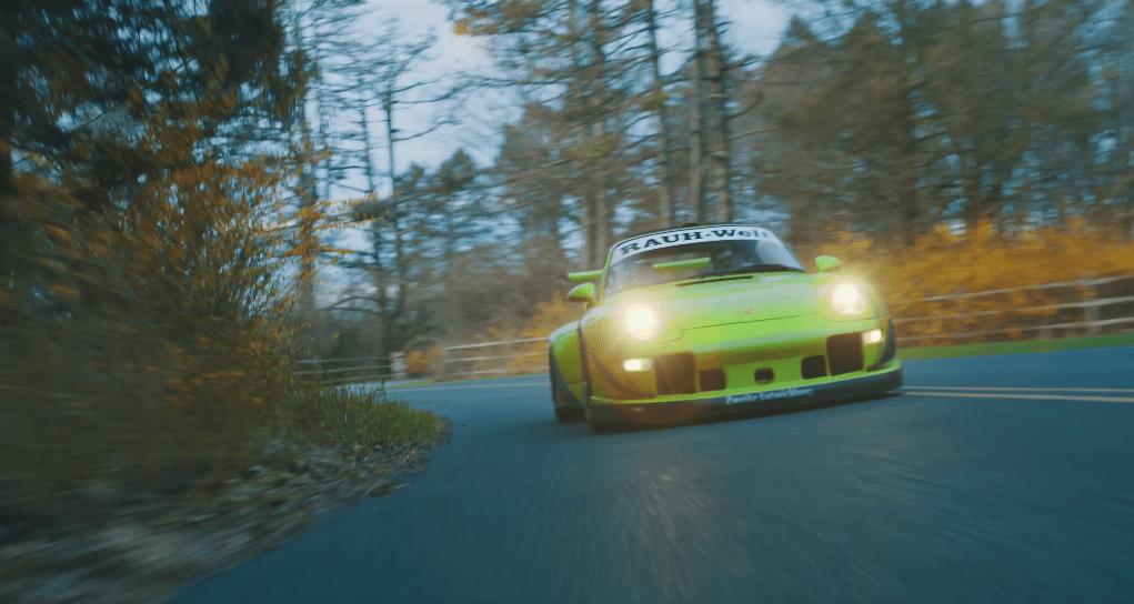 Porsche 911 RWB Philadelphia