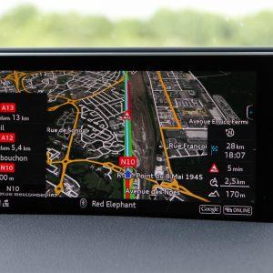 Audi Q7 e-tron quattro intérieur