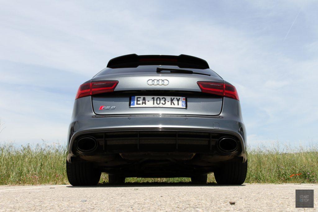 Audi RS 6 Performance Exterieur