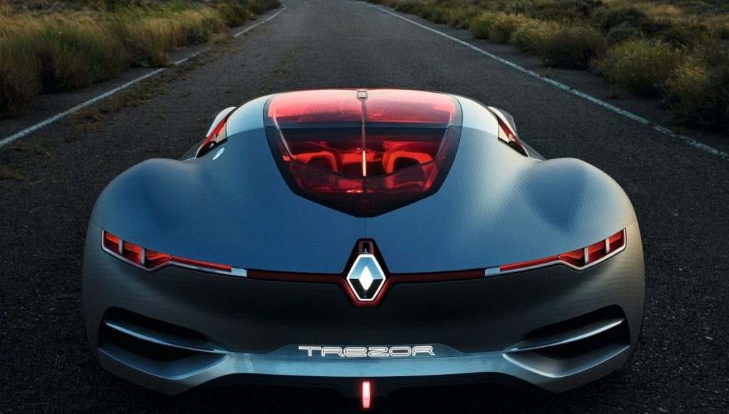 Concept Car Renault TreZor