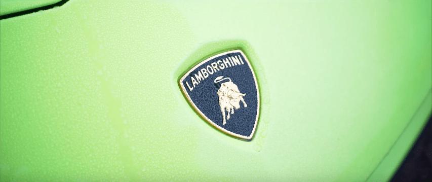 Lamborghini Aventador SV by Kermit