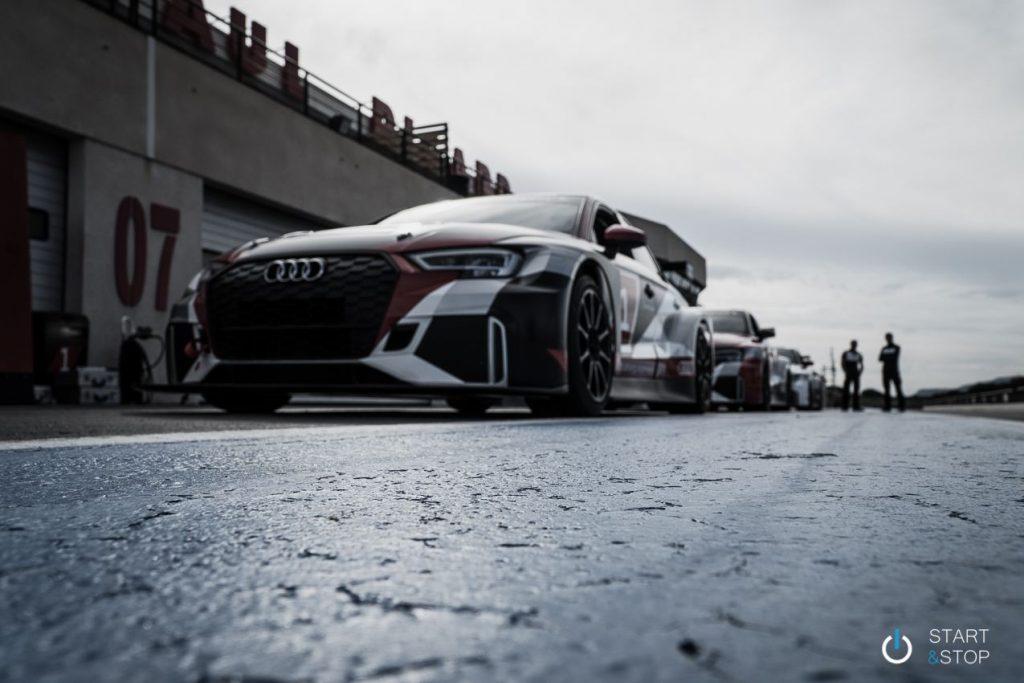 Essai Audi RS3 LMS