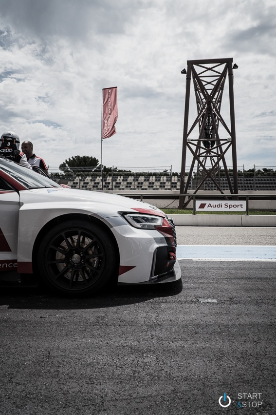 Audi RS3 LMS Castellet