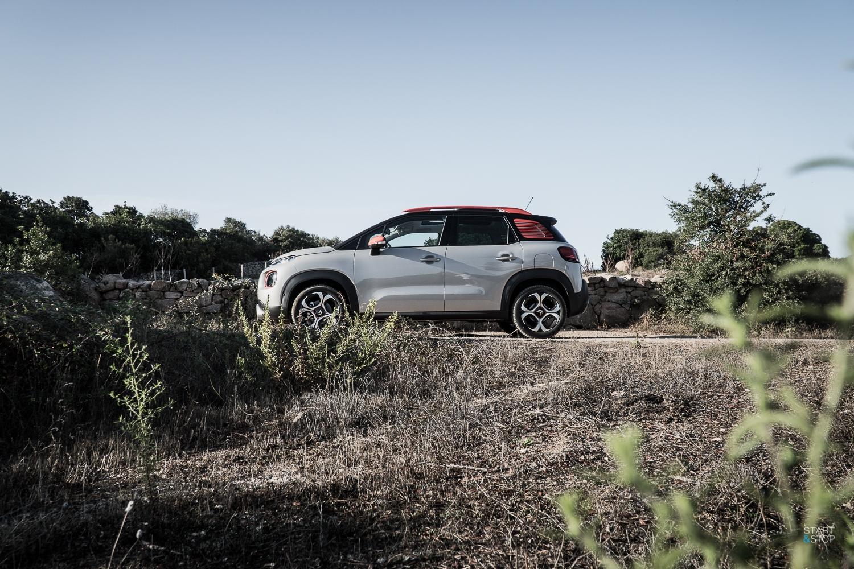 Essai Citroën C3 Aircross