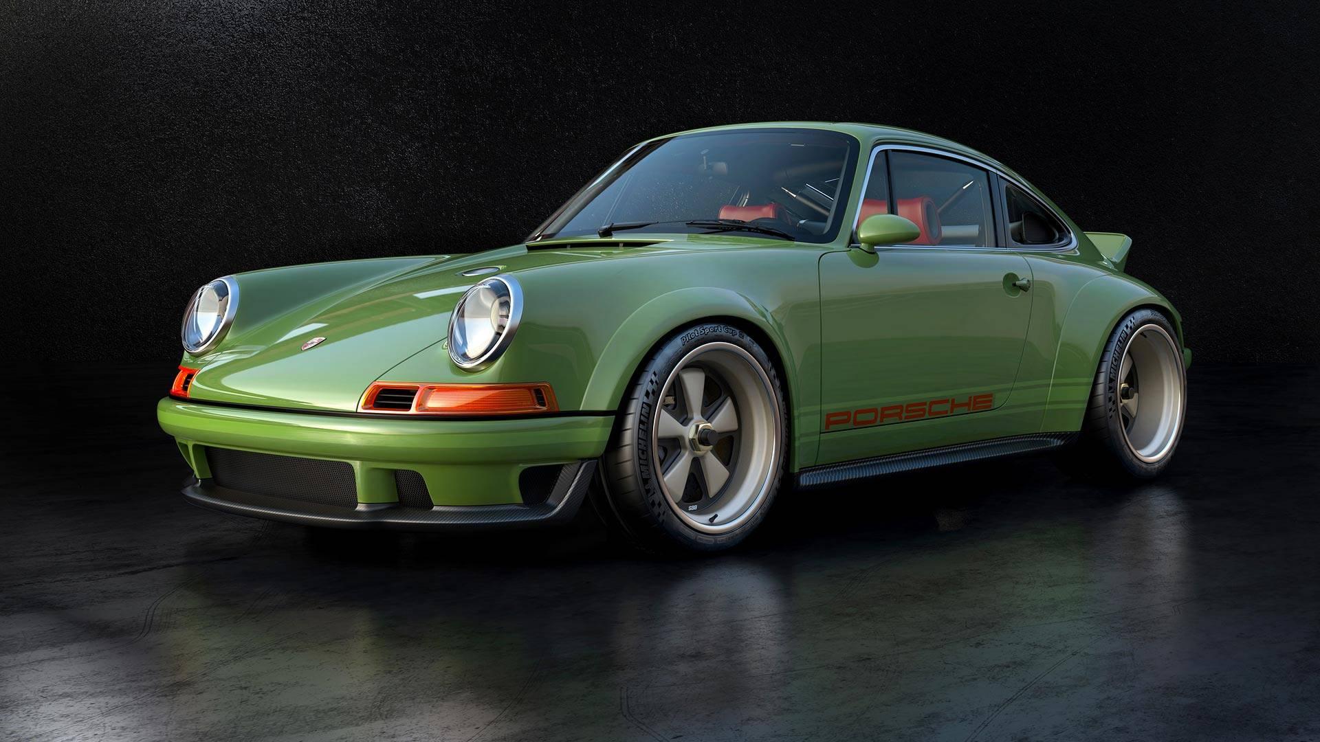 Porsche 911 DSL Singer