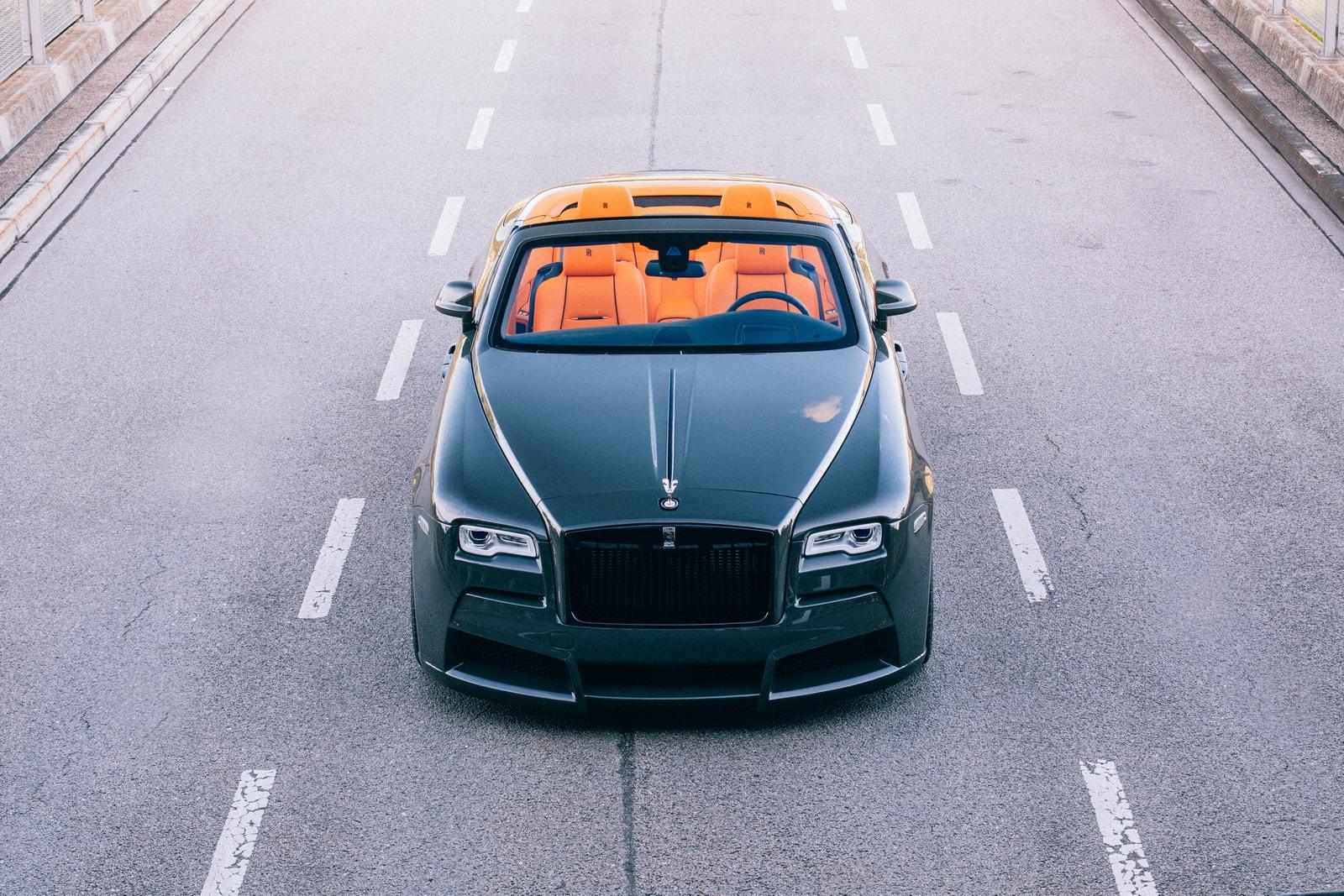 Rolls Royce Dawn 0verdose