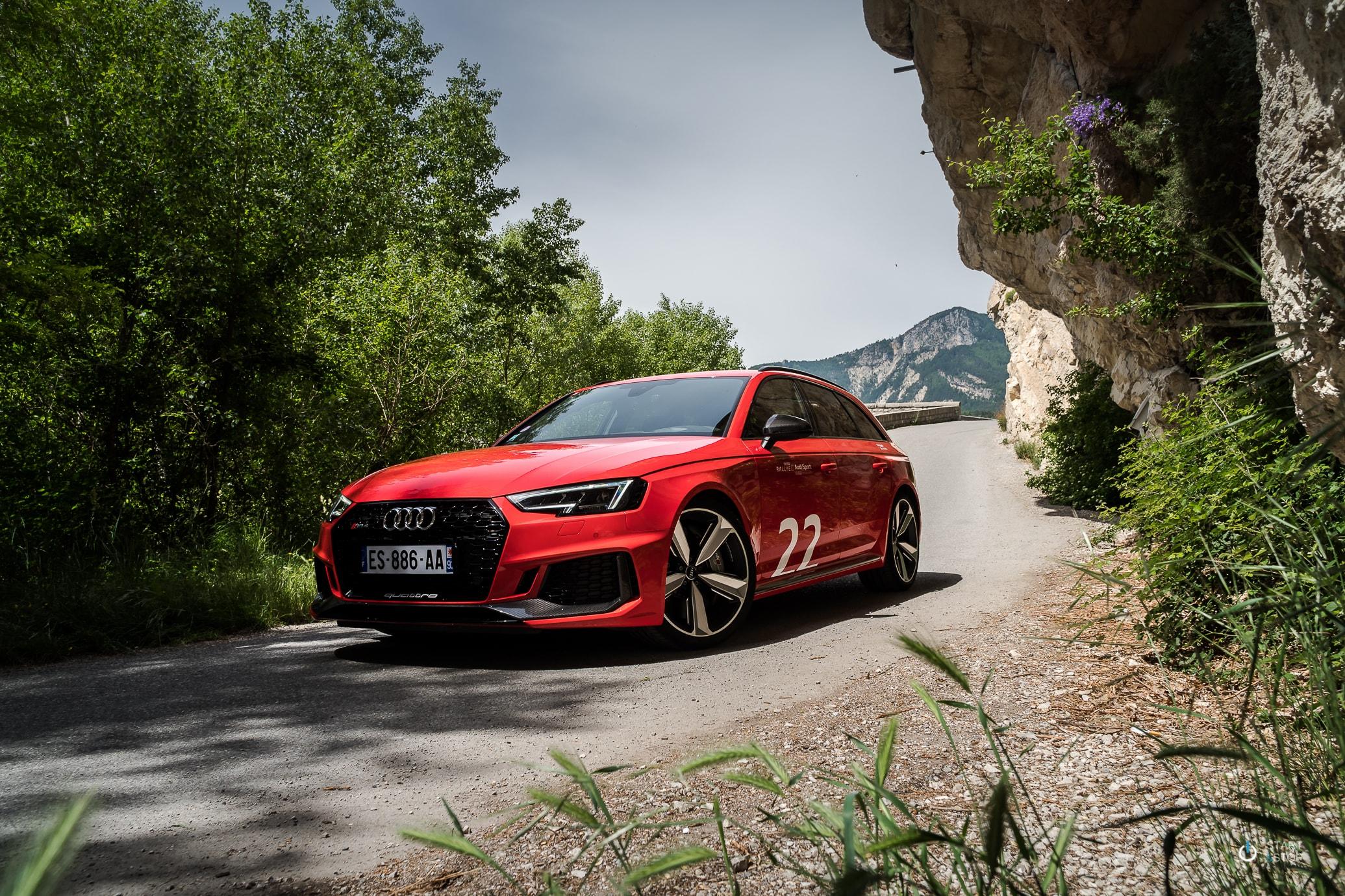 Rallye Audi Sport 2018