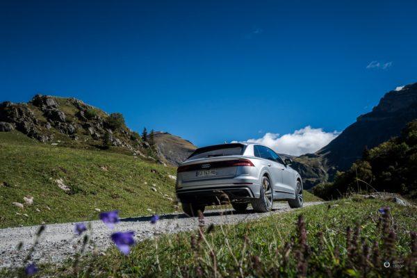 Audi Q8 Offroad
