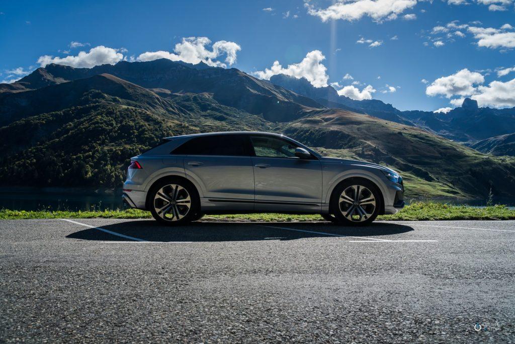 Audi Q8 détails