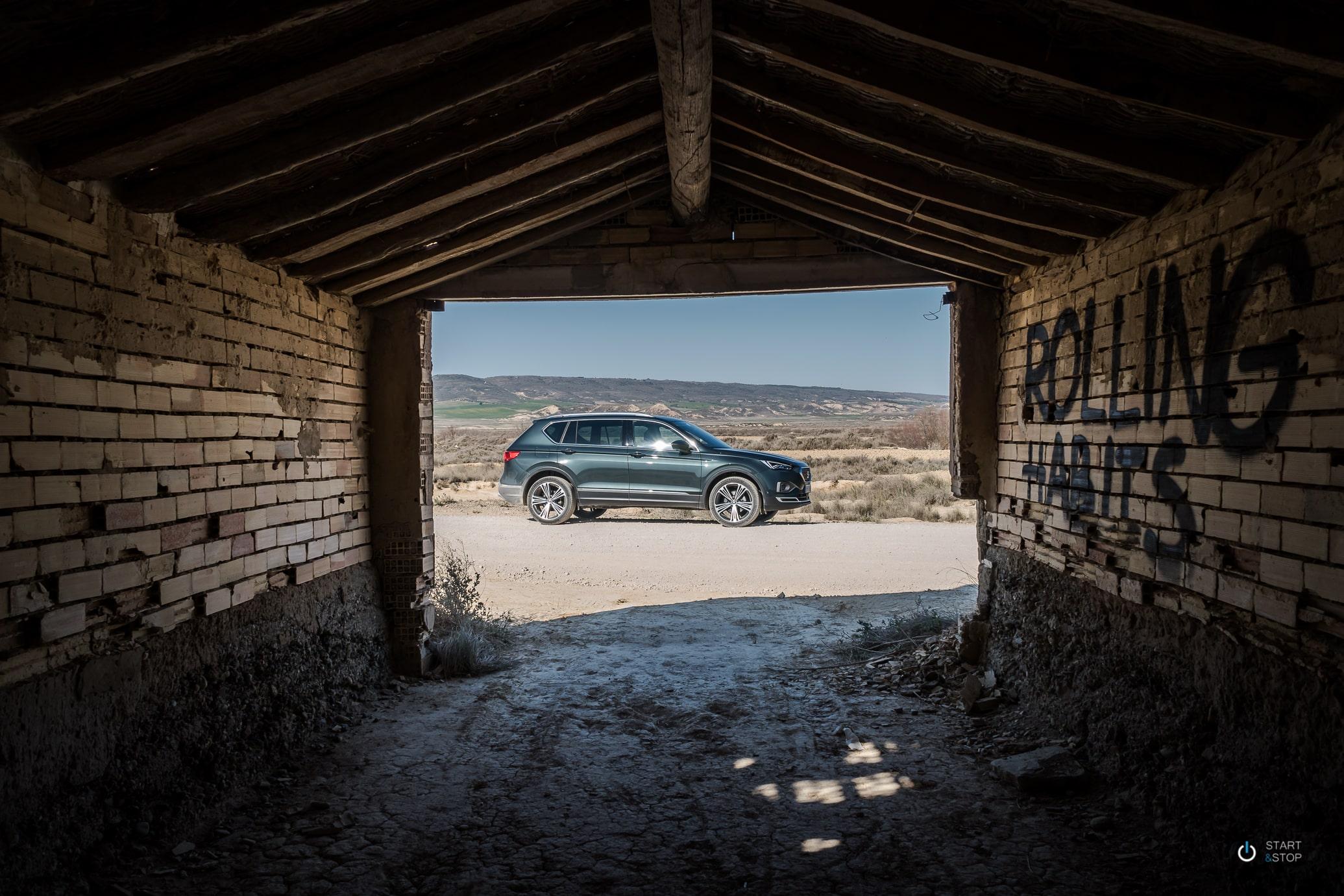 Seat Tarraco essai SUV 7 places