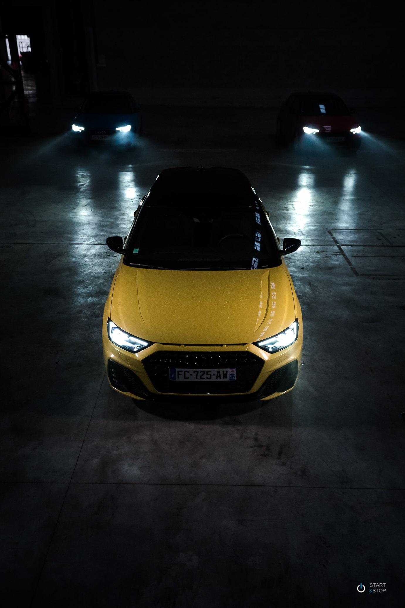 Nouvelle Audi A1
