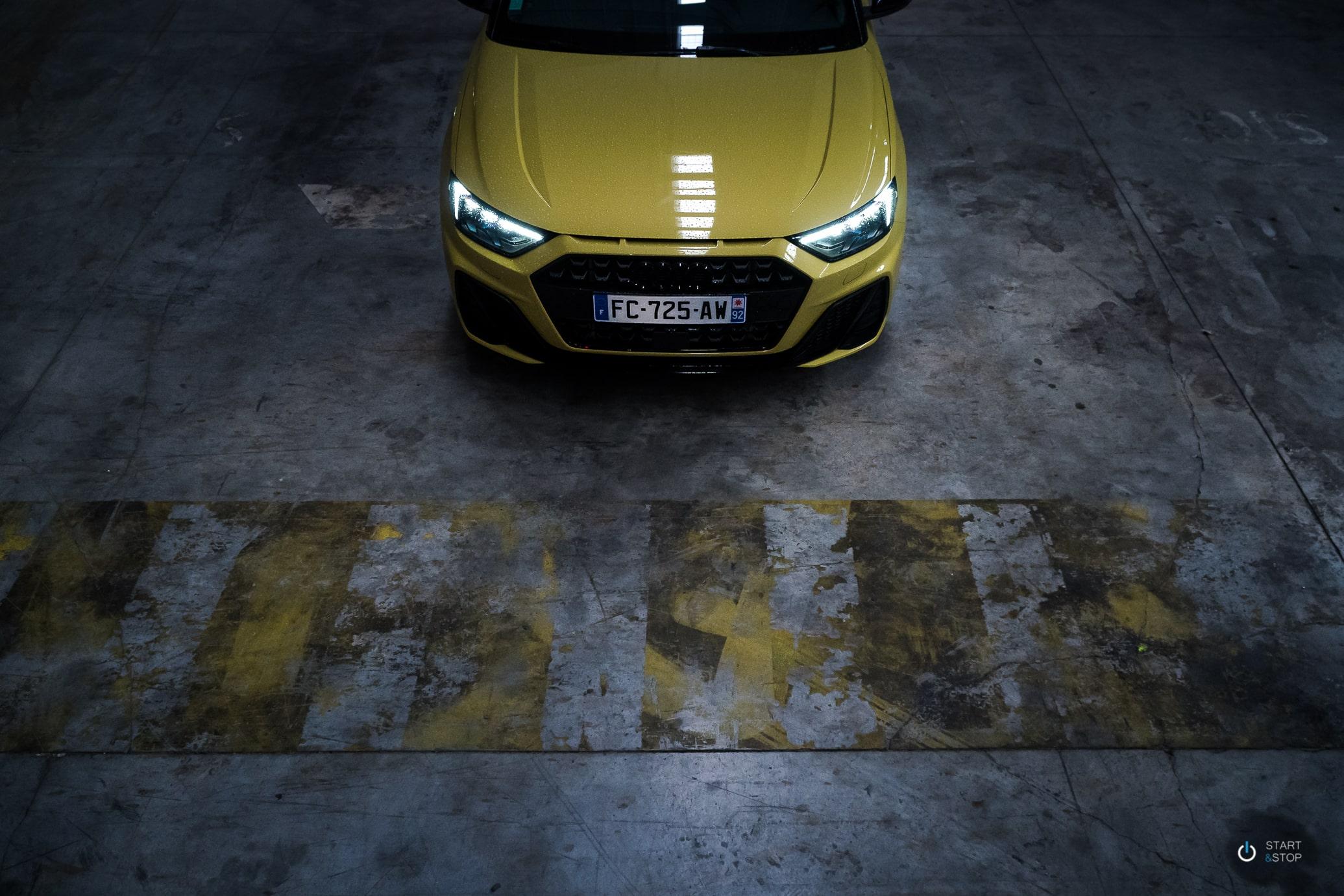 Essai Audi A1