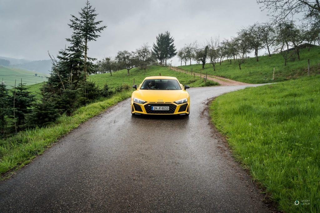 Nouvelle Audi R8