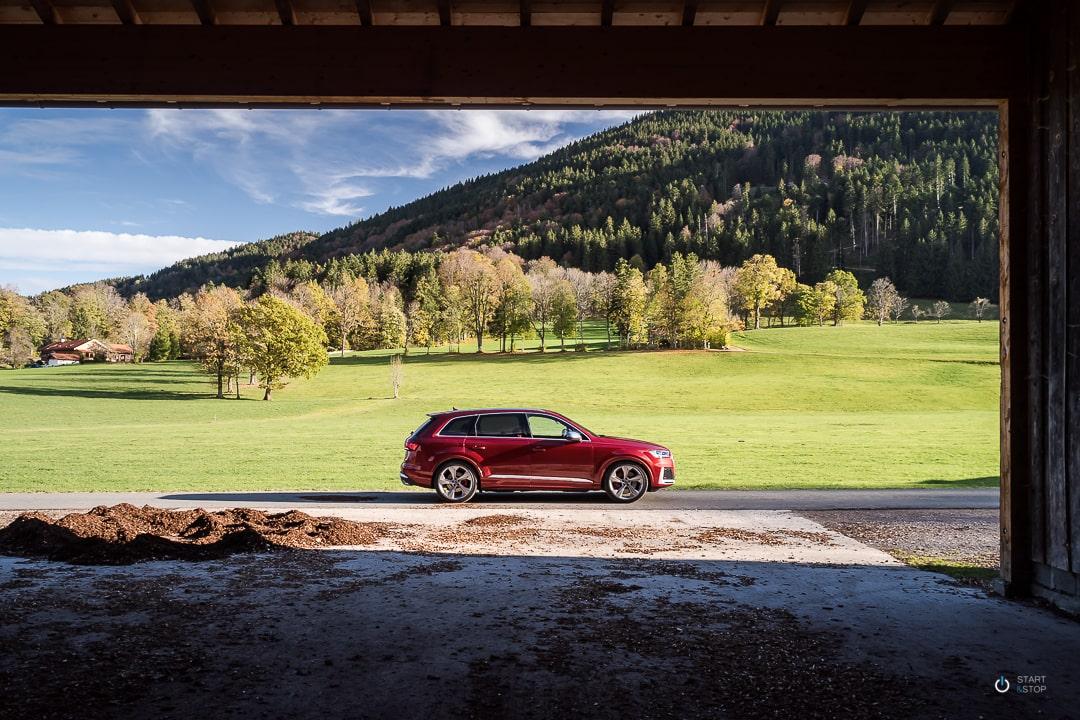 Audi SQ7 2019 essai